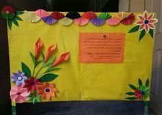 Notice Board Decoration, School Board Decoration, Class Decoration, School Decorations, Art Drawings For Kids, Art For Kids, Crafts For Kids, Boarders For Bulletin Boards, School Displays