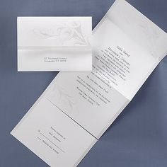 Calla Lily Beauty - Seal 'n Send weddingneeds.carlsoncraft.com