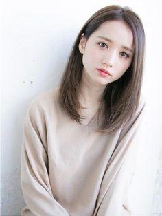 リリアン ギンザ(relian GINZA) 自然なストレートで揺れるモテ髪☆