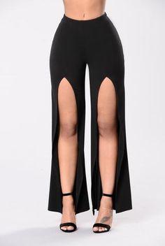 Grand Reveal Pants - Black