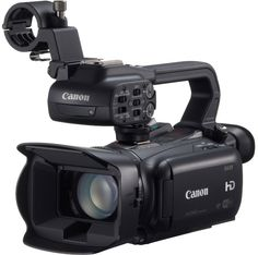 Cannon XA25- videos