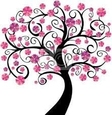 Resultado de imagen para arbol de la vida vector Tree Designs, Flower Designs, Button Art, Paint Party, Chalk Art, Tree Art, Tree Of Life, Rock Art, Diy Art
