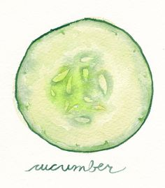 cucumber by Renee Leigh Stephenson