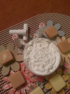 Mango Lip Balm and Coconut Island Whipped Body Cream