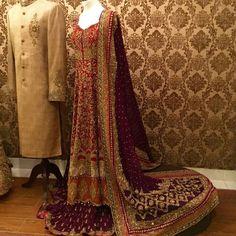 Aisha imram dress