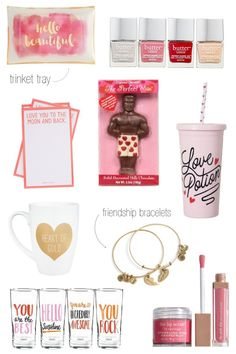 #giftguide for Galentine's Day