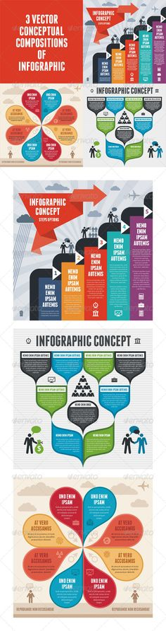 Infographic Ideas buy infographic template : Nothing but blue skies and .. blue clouds(?) in this #infographic ...