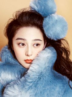 Fan Bingbing by Chen Man for Elle China August 2016