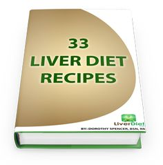 Fatty Liver Diet Recipes & Health Teachings by Nurse Spencer