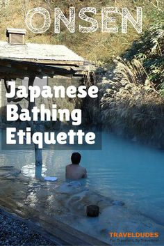 """""""Onsen"""" is the Japanese word for the hot springs that can be found up and down the length of the country - from Okinawa in the south to Hokkaido in the north"""