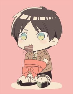 You want Eren on valentines day?
