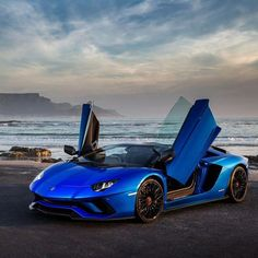 It's Monday, and you don't need anything more than our Lamborghini Aventador S, do you? It's Monday, and you don't need anything more than our Lamborghini Aventador S, do you? Blue Lamborghini, Huracan Lamborghini, Ferrari, Weird Cars, Cool Cars, Super Sport Cars, Super Cars, Porsche 918 Spyder, Assurance Auto