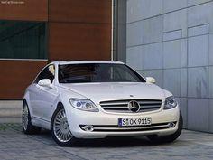 Mercedes Benz CL600 (2007)
