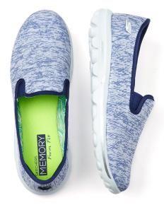 Skechers Wide-Width Go Walk Sneakers
