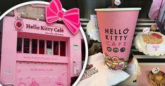 Imagina pasar toda la tarde con tu mejor amiga tomando café en un lugar llamado Hello Kitty Cafeycompartiendo ricos muffinscon la forma de este lindo personaje. Pues ahora es posible, todos los fans de Hello Kitty tendrán la oportunidad de visitar el condado de Orange en Estados Unidos para poder
