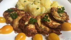 Lehký cuketový salát se sýrem a česnekem – RECETIMA 20 Min, Meat, Chicken, Food, Essen, Meals, Yemek, Eten, Cubs