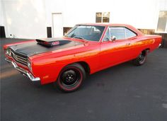 Plymouth Roadrunner 440 Six Pack 1969
