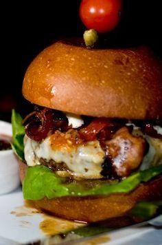 """""""O"""" Burger Wagyu Beef from Bar   Kitchen"""