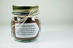 Regali homemade: preparato per cioccolata calda – Cannella e Confetti