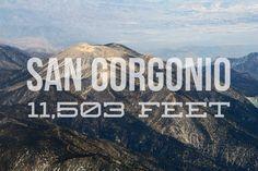San Gorgonio Summit