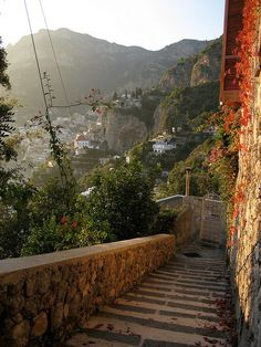 Walking down from Nocelle to Arienzo via the. - Walking down from Nocelle to Arienzo via the ancient footpath, Amalfi. Places To Travel, Places To See, Travel Destinations, Travel Tips, Budget Travel, Travel Goals, Travel Hacks, Travel Style, Travel Ideas