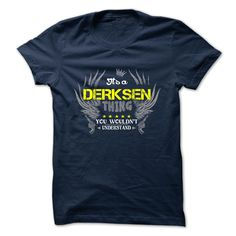 [Hot tshirt name creator] DERKSEN Best Shirt design Hoodies, Funny Tee Shirts