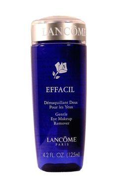Lancome EFFACIL Gentle Eye Makeup Remover (125ml) 4.2 Fluid Ounces $32.50
