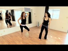 Great Dance Workout with Brooke Burke and Coach Neda