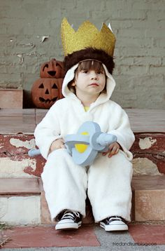 Max from Where the Wild Things Are