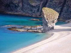 Playa de los muertos Almeria, España (ES)