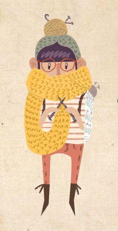 Winter is coming #illustratie