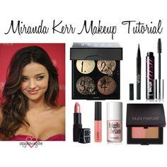 Miranda Kerr Makeup Tutorial | LUUUX