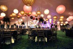 Paper Lanterns Decor