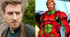 'Arrow'/'Flash' Spinoff Gets 'Doctor Who' Star as Rip Hunter -- 'Doctor Who' star Arthur Darvill is playing Rip Hunter, one of three new DC Comics character in CW's 'Arrow'/'Flash' spinoff. -- http://www.movieweb.com/arrow-flash-spinoff-cw-cast-arthur-darvill-rip-hunter