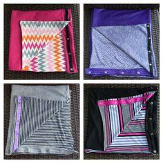 Lululemon Vinyasa Scarf, for LESS! DIY tutorial. Coolest piece of clothing I own.