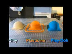HYREL 3D - 3D Printing with Plasticine!