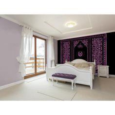 Un tocco di Oriente nei tuoi interni - un fotomurale meraviglioso #fotomurali #fotomurale #Oriente #orientale #design d'interni #decorazione d'interni
