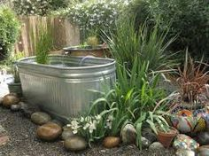 make your own above ground koi pond - Google Search