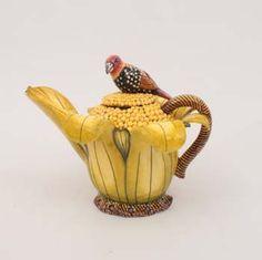 Bird Teapot - Ardmore Ceramics