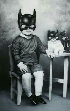 Juxtapoz Magazine - Portraits By Zoe Byland Vintage Photographs, Vintage Photos, Illustrations, Illustration Art, Por Tras Das Cameras, I Am Batman, Creatures Of The Night, Wow Art, Pop Surrealism