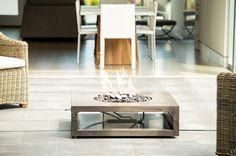 concrete fire element