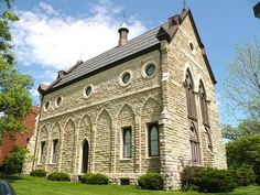 Beloit College, Beloit, Wisconsin, Anthropology Museum I by lalobamfw, via Flickr BELOIT - BE (in) It Beloit College, Effigy Mounds, Beloit Wisconsin, Snowy Pictures, College Campus, View Image, Old Photos, Cathedral, Places To Go