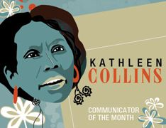 """March 2013 — Kathleen Collins — """"I have a sense of going my own way, and I don't really think much about whether it's going against the grain."""""""