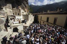 Turkey to renovate Sümela Monastery