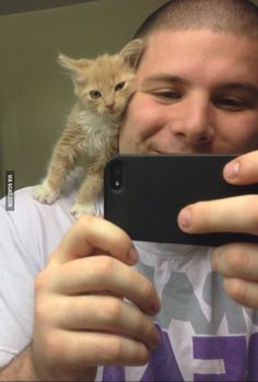 Double Selfie ... Re-pinned By Stoneartusa.com ~ Pet Memorials Since 2001 I LOVE !!!!!