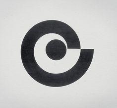 Creative Logo, Sizes, Retro, Corporate, and Goodness image ideas & inspiration on Designspiration Creative Photos, Creative Logo, Logo Inspiration, Creative Inspiration, Vintage Logo Design, Graphic Design, Vintage Logos, Love Logo, Retro Logos