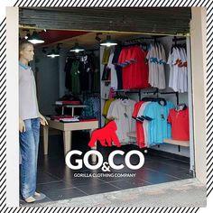 #Polos para el trabajo, para salir, para viajar, para estar como quieres en cualquier parte. Ahora tienes más de un motivo para visitar nuestras tiendas #Goco. ¡Te esperamos! #BeGoco #LaMarcaDelGorila  TIENDAS:  Laureles: Av Jardín, Cra 73 #Circular 1–15  Envigado: Calle 30 sur # 45- 20  Guayabal: Cra 52 #29A111 Centro Mercantil  Bucaramanga: Cra 36 #41-47 local 2  #BeGoCo #Casualwear #Style #MenCollection #menstyleguide #polos #mensfashion #mensclothing #stylegram #fashiongram #algodón…