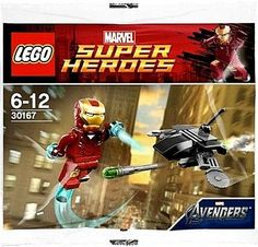 Compare prices on LEGO Marvel Super Heroes Set Iron Man vs. Fighting Drone from top online retailers. Save money on your favorite LEGO figures, accessories, and sets. Buy Lego, Lego Dc, Lego Marvel Super Heroes, Marvel Avengers, Lego Ironman, Marvel Fight, Lego Universe, Lego Toys, Man Vs