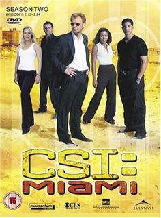C.S.I: Crime Scene Investigation - Miami - Season 2 Part 2 DVD 2004: Amazon.co.uk: David Caruso, Emily Procter, Adam Rodriguez, Rory Cochrane, Khandi Alexander, Sofia Milos, Jonathan Togo, Azura Skye, Xzibit, Gary Sinise, Brian Poth: DVD & Blu-ray