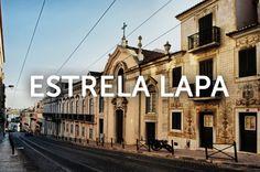 Home Hunting Lisboa - Estrela e Lapa #HomeHunting #Estrela #Lapa